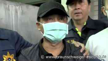 Taiwan: Kranwagenfahrer nach Zugunglück mit 50 Toten in Haft
