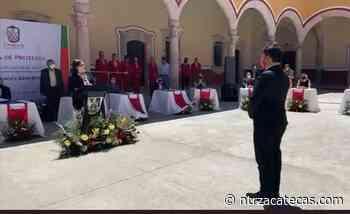 Ramsés Ríos presidente sustituto de Sombrerete - NTR Zacatecas .com