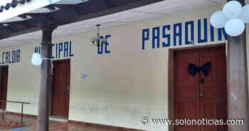 Sucesos Cierran alcaldía de Pasaquina por posibles casos de COVID-19 - Solo Noticias
