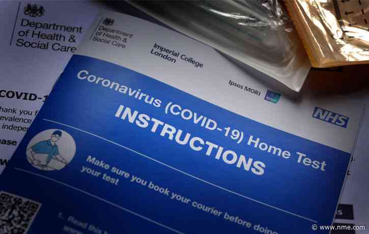 England residents to be offered twice-weekly COVID-19 tests