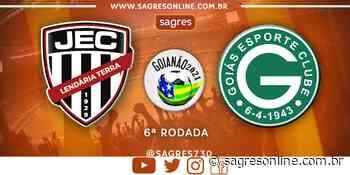 AO VIVO! Goiás visita o Jaraguá após derrota na Serrinha - Sagres Online - Sagres Online