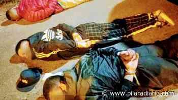Detienen a tres jóvenes que protagonizaban un raid delictivo en Del Viso - Pilar a Diario