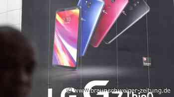 Elektronikhersteller: LG zieht sich aus Smartphone-Geschäft zurück