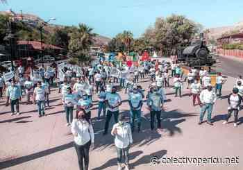Por la zona centro de Santa Rosalía arranca Edith en Mulegé - Colectivo Pericu