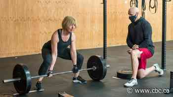 Inspired by her daughter, this Antigonish writer left her desk for the CrossFit gym - CBC.ca