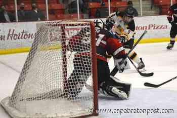 VIDEO: Kameron Jr. Miners even Sid Rowe Division final with Antigonish Bulldogs - Cape Breton Post