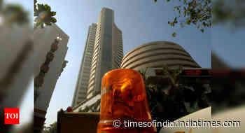 Sensex dives 871 points; Nifty settles at 14,638