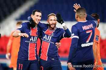 PSG : Neymar, Mbappé, Di Maria, Icardi, les «4 rigolos» !