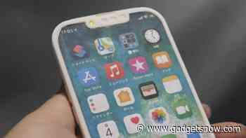 Apple iPhone 13 could have a smaller, taller notch