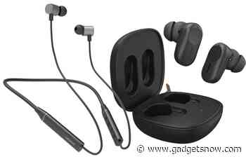 Nokia Bluetooth Headset T2000, ANC T3110 true wireless earbuds launched in India