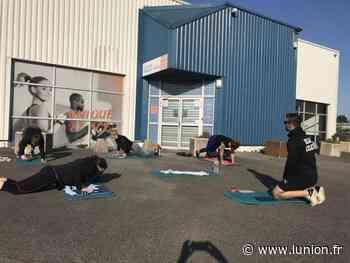 A Laon, L'Orange bleue propose des cours de sport uniquement en extérieur - L'Union