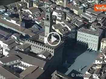 Italia in lockdown: Palermo, Firenze e Bari viste dall'alto sono deserte - Corriere TV