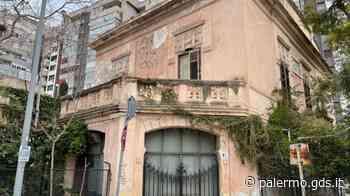 Incuria e degrado nel villino Liberty abbandonato a Palermo, dentro l'ex Birimbao - Giornale di Sicilia