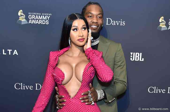 Cardi B Tells the Very Intimate Story of Recording 'Um Yea' With Offset