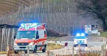 Terlano, grave ciclista travolto da un'auto - Alto Adige - Südtirol   l'Adige.it - l'Adige - Quotidiano indipendente del Trentino Alto Adige