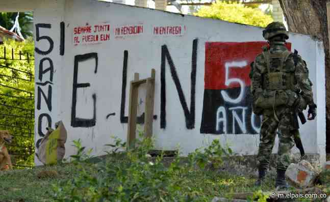 Alias Leidy, cabecilla del ELN, fue capturada durante operativo en Simití, Bolívar - El País – Cali
