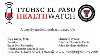 Ebola Relapse; HPV Vaccine Success: It's TTHealthWatch! - MedPage Today