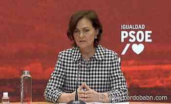 Carmen Calvo preside este lunes la toma de posesión en Teruel de la jefa de la Comandancia de la Guardia Civil - Córdoba Buenas Noticias