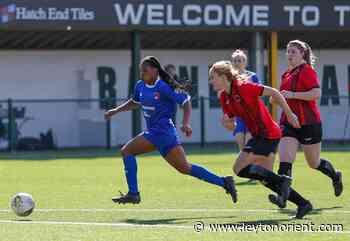 LOWFC REPORT: HOUNSLOW 0-4 LEYTON ORIENT - Leyton Orient FC