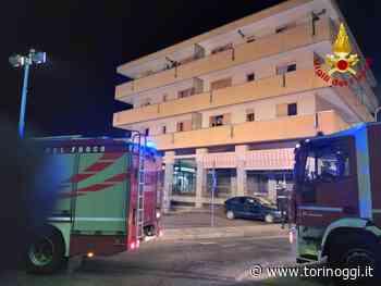 Rogo nella notte a Luserna San Giovanni: evacuate 10 famiglie in un condominio - TorinOggi.it