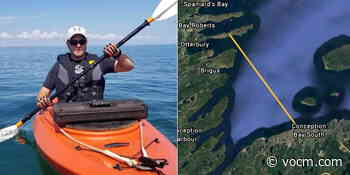 Kelligrews Man to Kayak From Conception Bay South to Port De Grave in Support of Candlelighters NL - VOCM