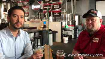 On Tap in Fort Worth with Shawn Kidwell - Fort Worth Weekly