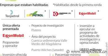 La ANH le adjudicaría el segundo piloto de fracking en Puerto Wilches a ExxonMobil - La República