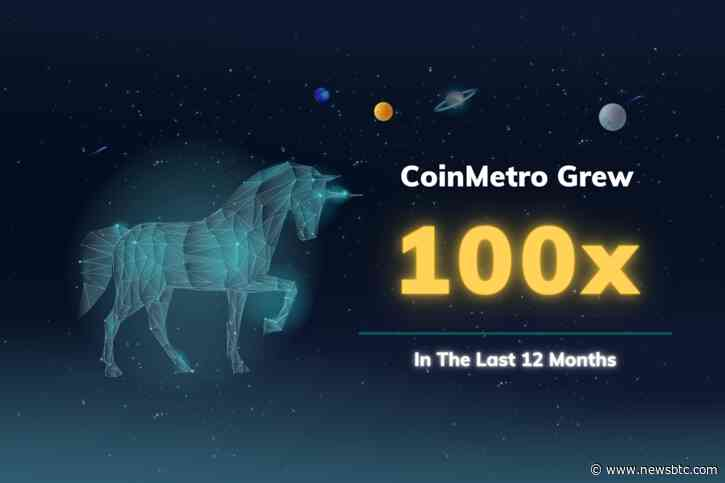 All Aboard the Hype Train: CoinMetro Smashes Q1 Growth Expectations