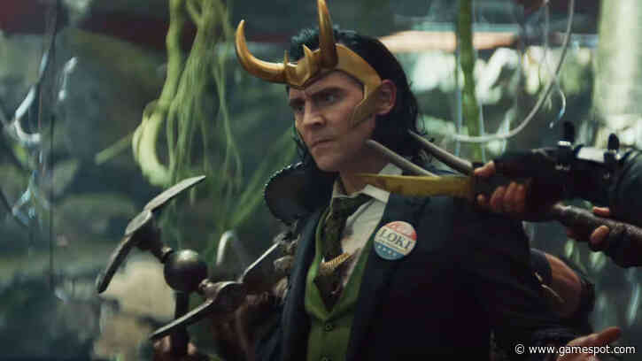New Disney Plus Loki Trailer Has Avengers Villain Travelling Through Time And Signing Dull Paperwork