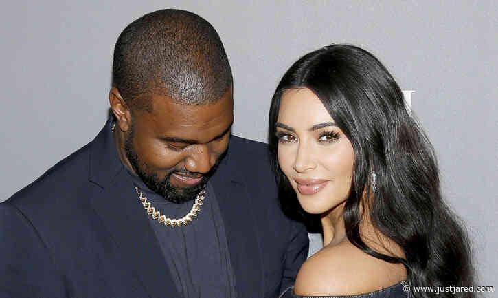Kim Kardashian Seems to Subtly Support Kanye West on Easter