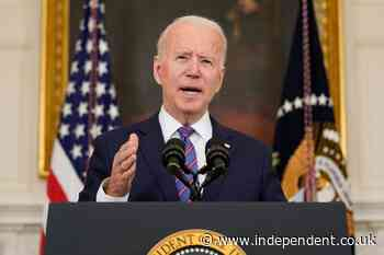 In video, Biden thanks new US citizens for 'choosing us'
