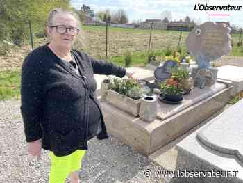 Aulnoye-Aymeries : une famille se fait voler cinq plaques funéraires - L'Observateur