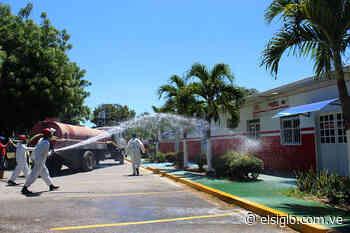 Gobierno realizó desinfección preventiva en 5 sectores de Cagua - Diario El Siglo