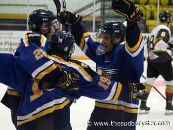 Oil Barons host Bonnyville at Centerfire Place, split weekend games - The Sudbury Star
