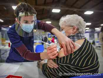 COVID-19: 77% of Montrealers aged 60 and older will soon be vaccinated