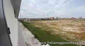 FRATTAMAGGIORE. Campo Sportivo Damiano: sul web le foto dello stato di abbandono - Landolfo Giuseppe