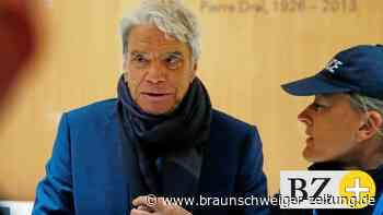 Verbrechen: Frankreich: Brutaler Überfall auf Ex-Adidas-Besitzer Tapie
