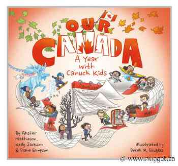 Local girls featured in new 'Our Canada' book - The North Bay Nugget