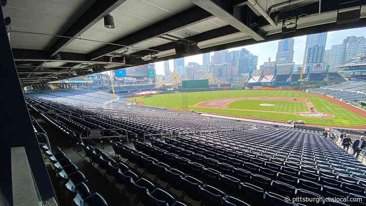 PNC Park Undergoes Safety Changes While Preparing To Welcome Fans Back Inside Stadium For Pirates' Home Opener