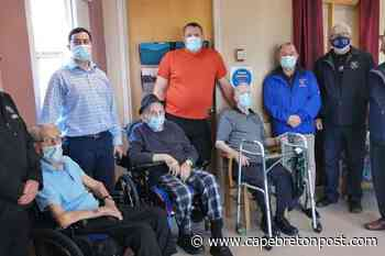 Glace Bay's Taigh Na Mara long-term care facility receives donation - Cape Breton Post