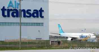 Air Transat shares plunge in 1st day of trading after failed Air Canada deal
