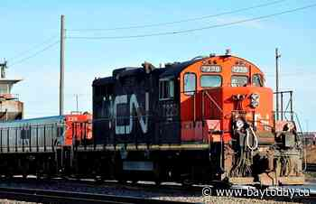 CN Rail moves record Canadian grain in March and first quarter despite winter weather