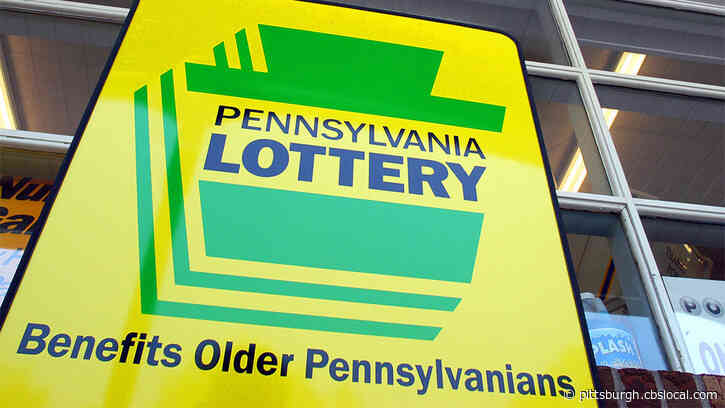 Jackpot Winning Lottery Ticket Worth $3.28M Sold In Allegheny County