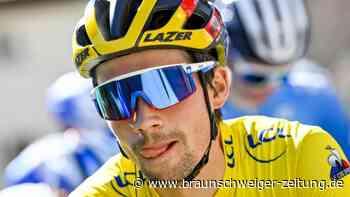 Einzelzeitfahren: Tour-Zweiter Roglic gewinnt Auftakt der Baskenland-Rundfahrt