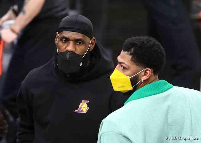 Lakers News: Frank Vogel Provides Update On LeBron James & Anthony Davis