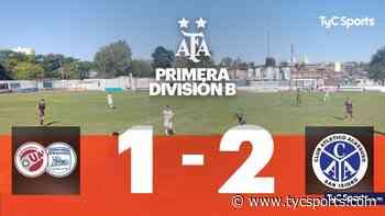 Acassuso venció a la Uai Urquiza por 2-1 en Villa Lynch - TyC Sports