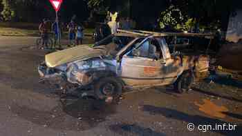 Proprietário persegue e prende autor de furto de veículo em Capanema - CGN