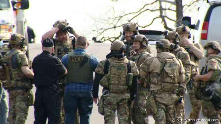 Man In Custody After Domestic Call Leads To SWAT Standoff In Perry South
