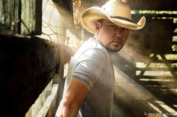 Jason Aldean Announces Socially Distanced Shows at Bonnaroo Farm: 'We're Going to Turn It Up'
