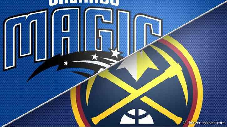 Aaron Gordon's 24 Points Leads Denver Past Orlando 119-109